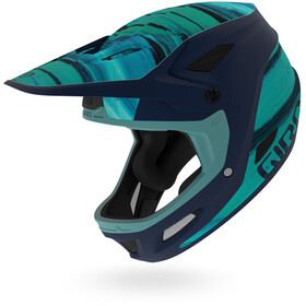 Giro Disciple MIPS Casco, matte midnight/faded teal